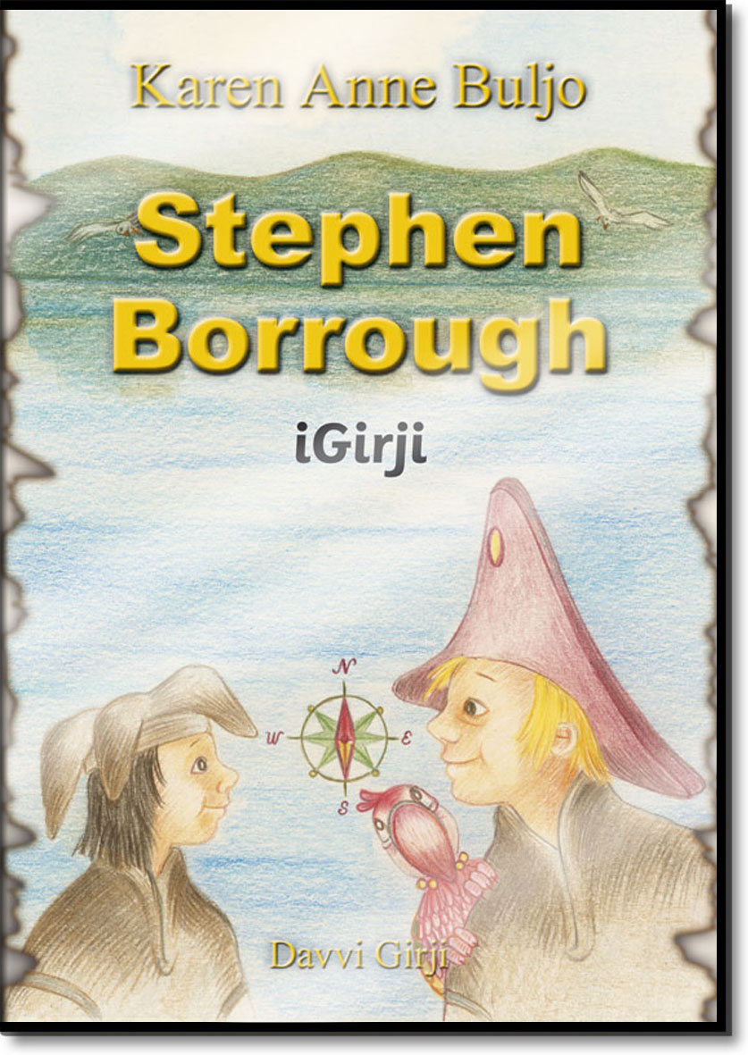 Stephen Borrough – iGirji